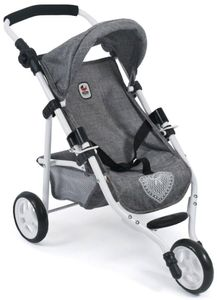Bayer Chic 2000 612 76 Jogging-Buggy &quotLOLA&quot, Jeans