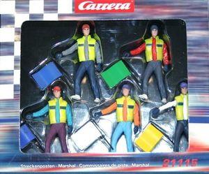 CARRERA 20021115 Streckenposten