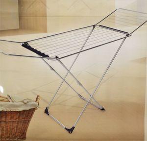 Vileda Infinity ausziehbarer Wäscheständer aus Stahl 27 m Trockenlänge