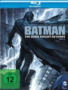 Batman: The Dark Knight Returns - Teil 1