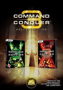 Command & Conquer 3 - Tiberium Wars Deluxe Ed.