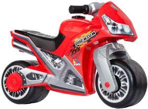 Rutschauto Moto Cross Premium Moltó Rot (18+ monate)