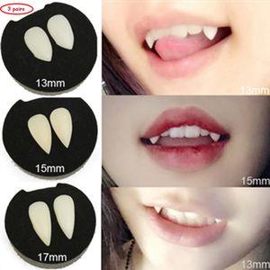 Vampir Zähne Zähne Zahnersatz Requisiten Halloween Kostüm Requisiten Party Gefälligkeiten LLX80813004