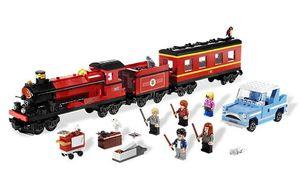 LEGO HARRY POTTER Hogwarts-Express 646-teilig, ab 8 Jahren (4841)