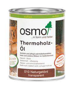 OSMO 010 Thermoholz Öl Naturgetönt 750ml