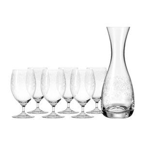 Leonardo CHATEAU Wassergläser + Karaffe Set 7-teilig