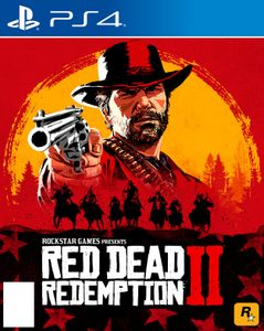Take-Two Interactive Red Dead Redemption 2, PS4, PlayStation 4, Multiplayer-Modus, M (Reif)