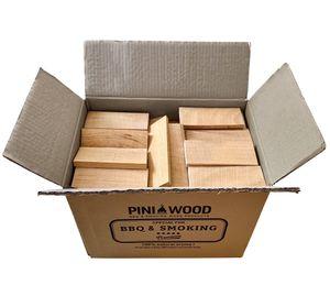 PINI Mini Brennholz Buche 15 cm getrocknet für tragbare Pizzaöfen Grill Backöfen 10 Kg