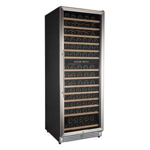 Weinkühlschrank 110 Flaschen, 2 Zonen, 598 x 690 x 1200 mm