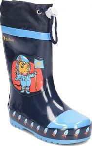 Playshoes regenstiefel Astronautenmuis dunkelblau