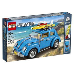 Lego Creator VW Käfer, Exklusiv Verbände