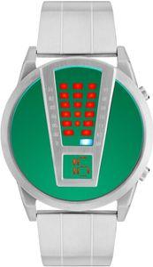 Storm London RAZAR LAZER GREEN 47407/LG LED Uhr für Herren