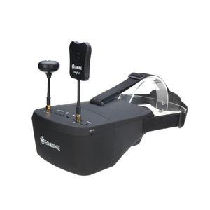 EV800D 5.8G 40CH 5 Zoll 800 * 480 Video-Headset HD DVR Vielfalt FPV Brille RC Drohne Teile