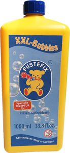 Pustefix Nachfüllflasche XXL-Bubbles 1000ml