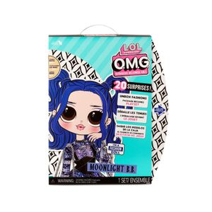 MGA Entertainment 572794EUC L.O.L. Surprise OMG Doll Series 4.5 - Moonlight B.B.