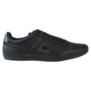 Lacoste Chaymon 120 3 Sneaker Herren Schwarz (39CMA0005 02H) Größe: 43