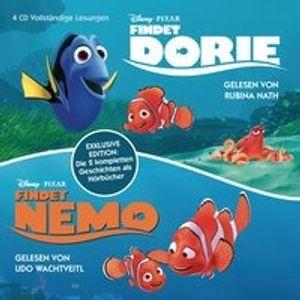 Nath,Rubina/Wachtveitl,Udo-Findet Nemo-Findet Dori