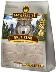 Wolfsblut - Grey Peak Small Breed Ziege+Süßkartoffel, 15kg