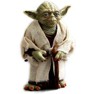 13cm PVC Spielfiguren Star Wars Master Yoda Jedi Knight Kinder Geschenk Action Figure Collectible Model Toys Doll