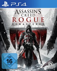 Assassin's Creed Rogue Remastered - Konsole PS4