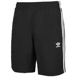 Adidas Originals Herren Badehose 3 STRIPES SWIM ED6045 Schwarz, Größe:M