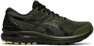 asics Gel-Cumulus 22 G-TX Schuhe Herren smog green/black Schuhgröße US 10,5 | EU 44,5
