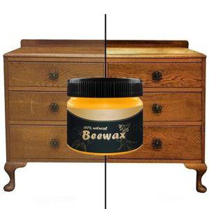 1PCS Polieren Bienenwachs Holz Gewürz Bienenwachs Komplette Lösung Möbel Bienenwachs Pflege Stühle Schränke Türen Wasserdicht Wachs Jewelry Leather Polishing