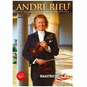 Love In Maastricht - André Rieu -   - (DVD Video / Pop / Rock)
