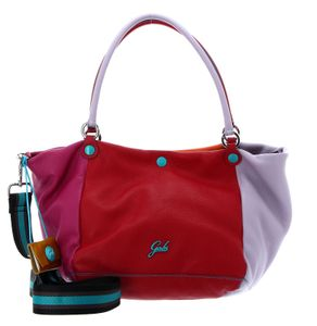 Gabs Viola Shopping Bag Comb. Frutti Rossi