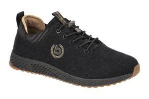 Bugatti JAVA Herrenschuhe - Sneakers - Halbschuhe schwarz NEU