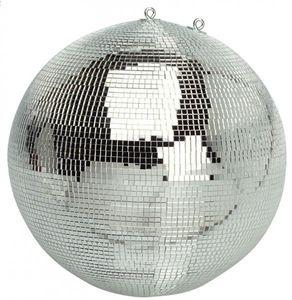 Spiegelkugel mit Sicherheitsöse 50cm // Discokugel - Mirrorball Safety 50cm