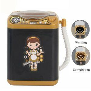 Mini Beauty Mixer, Waschmaschine, automatische Make-up-Bürste zum Waschen und Trocknen von Spielzeug