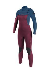 NeilPryde 5/4/3mm Spark FrontZip Damen Neoprenanzug 2021 Farbe: Red / Blue, Größe: 38  M