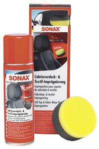 Sonax Cabrioverdeck- und TextilImprägnierung 300 Milliliter Dose Reifen