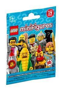 LEGO® Minifigures LEGO® Minifigures - Serie 17 71018