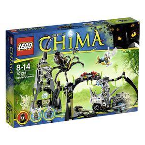 Lego Chima 70133 Spynlins Höhle