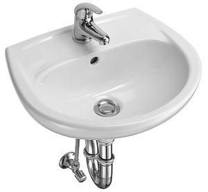 Ceravid Basic Handwaschbecken 450mm im Set, C73045000