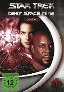 Star Trek -Deep Space Nine/Season-Box 1 [6 DVDs]