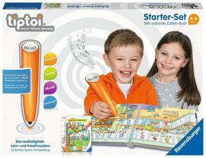 Starter-Set: Stift und Erste Zahlen-Buch Ravensburger 00803