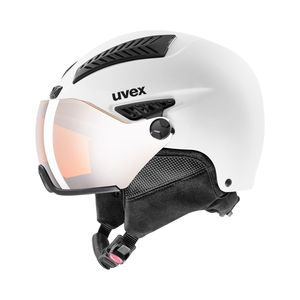 Uvex hlmt 600 Visor Skihelm/Snowboardhelm, Größe:55-57cm