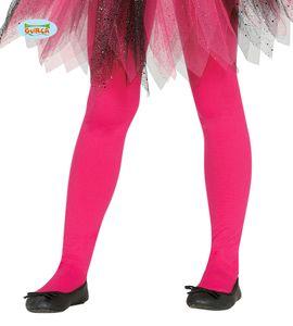 Fiestas Guirca strumpfhose Mädchen Polyester rosa Größe 5-9 Jahre