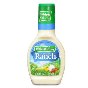Hidden Valley Ranch Salad Dressing - Salat Dressing - 236ml