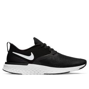 Nike Damen Laufschuhe WMNS NIKE Nike Odyssey React Flyknit 2 schwarz weiß, Größe:38.5