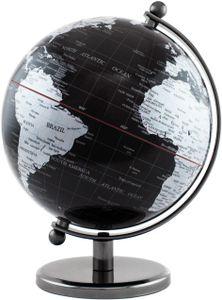BRUBAKER Designer Globus Dark Planet Edelstahl- Dekoration