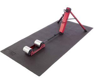 Feedback Floor Mat Black 98.9 x 177.8 cm