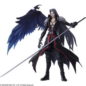 Square-Enix Final Fantasy VII Sephiroth Another Form Bring Arts Actionfigur 18 cm SQE33991