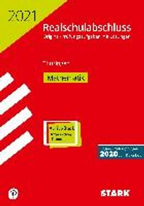 STARK Original-Prüfungen Realschulabschluss 2021 - Mathematik - Thüringen