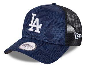 New Era - MLB Los Angeles Dodgers Engineered Fit 2 Trucker Snapback Cap - Blau : Blau One Size Farbe: Blau Größe: One Size