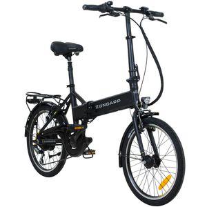 Zündapp  Alu-E-Bike Klapprad Pedelec 20er, integrierter Akku