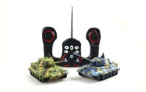 Mini-Panzer Königstiger 1:72, 27 oder 40MHz